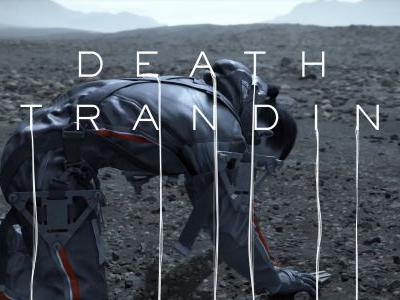 Death Stranding - Hideo Kojima Reveals Official Cover Art