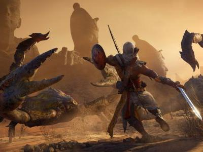 Assassin's Creed Origins gets new game plus, Discovery Tour today
