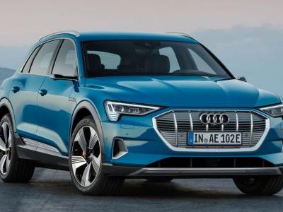 The Audi E-Tron Is A 402bhp EV That's Gunning For The I-Pace And Model X