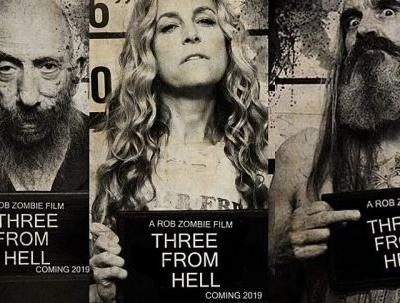 Director Rob Zombie's 3 From Hell Trailer is Finally Here!