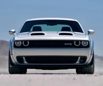 New Dodge Challenger SRT Hellcat Redeye Revealed With 797 HP