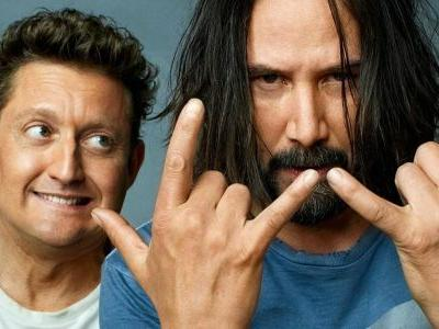 Keanu Reeves Casts Doubt On Bill & Ted 3