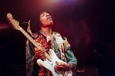 Jimi Hendrix to Be Honored With Renamed Seattle-Area Post Office