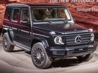 What Do You Think About The 2019 Mercedes-Benz G-Class?