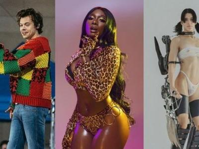 Megan Thee Stallion, BTS, Harry Styles and more nab their first Grammy noms