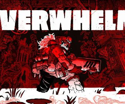 Overwhelm is a brutal action horror game that's true to its name