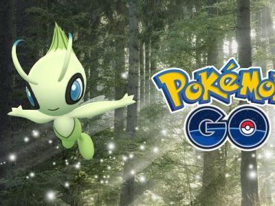 Pokemon Go Adds Celebi With New Special Research Next Week