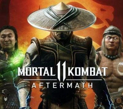 Mortal Kombat 11 Aftermath expansion now available