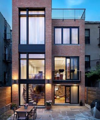 Brooklyn Passive House Plus / Baxt Ingui Architects