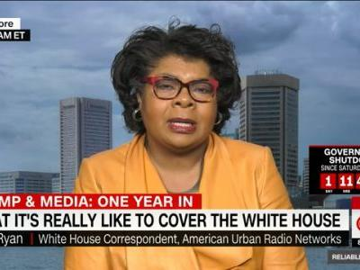 April Ryan Fires Back at Fox News Over Trump Conspiracy: 'You Just Need me to Hate'