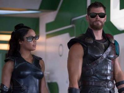 Tessa Thompson to Reunite with Chris Hemsworth for New Men in Black