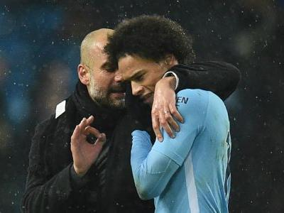 Guardiola is the best coach in the world - Sane