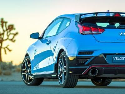 The 271bhp Hyundai Veloster N Is Here, And It's Heading To The US