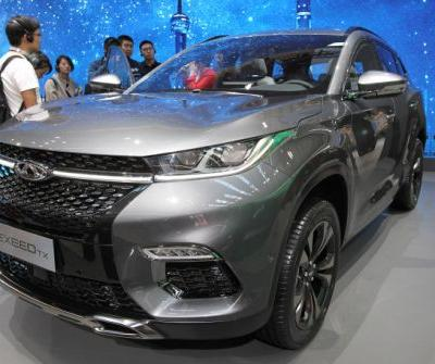 China's Chery will use Nvidia-powered ZF ProAI for Level 3 autonomous cars