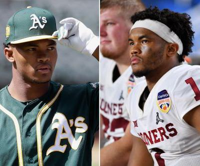 We lose, baseball loses and now we hope Kyler Murray doesn't lose