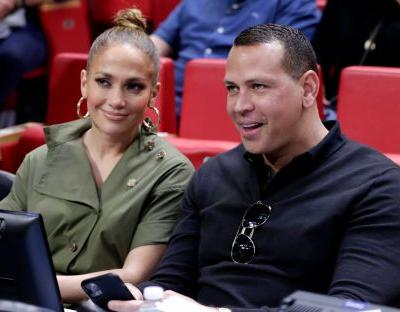 Alex Rodriguez, Jennifer Lopez taking second shot at buying Mets