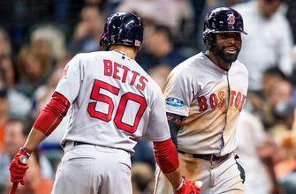 Nick Swisher on competitive ALCS series: 'The Red Sox aren't getting enough credit'