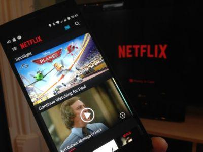 Netflix finally lets you download some movies and TV shows to watch offline