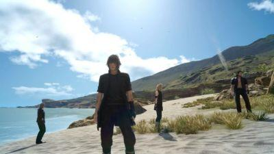 Final Fantasy XV's Scripted Prologue Probably Should've Been In The Game