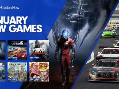 Jan 2019 PlayStation now lineup annoucned