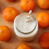 This Vanilla Clementine Smoothie Offers Over 27 Grams of Protein