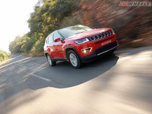 Jeep Compass Petrol-Automatic Longitude O Launched At Rs 189 Lakh