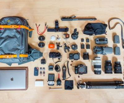 What's In My Camera Bag? A Travel Photography Gear Guide