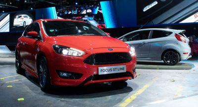 New 2017 Ford Fiesta Goes Upmarket, Comes With More Tech And Four Distinct Variants