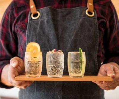 Be in to win one of five mixed taster packs of Bootleggers' tonic waters, valued at $25 each