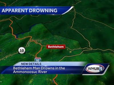 Bethlehem man drowns in Ammonoosuc River