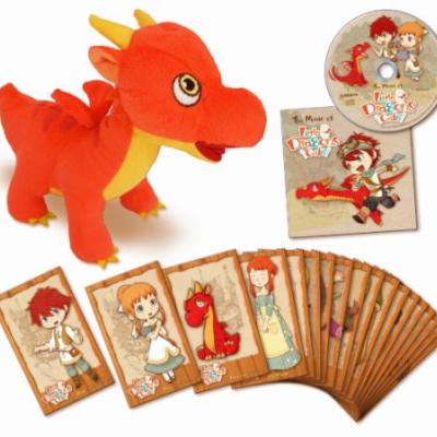 Cuteness Incoming as We Unbox Little Dragons Cafe Limited Edition