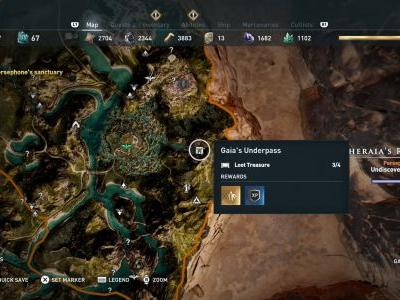 Assassin's Creed Odyssey: Keeper's Insights guide - where to find every Perception of Hermes