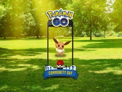Next Pokemon GO Community Day Features Eevee for Saturday and Sunday