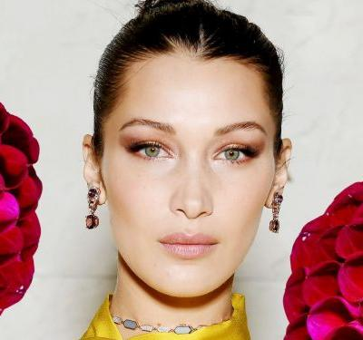Bella Hadid Is Ending The Year With A Bang