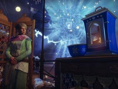 Destiny 2: The Dawning complete ingredients list and recipe guide
