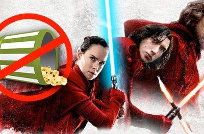Last Jedi Rotten Tomatoes Audience Score Is Fake NewsInternet