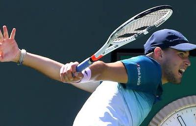 Dominic Thiem wins his maiden ATP Masters 1000 crown, denying Federer record 6th Indian Wells title
