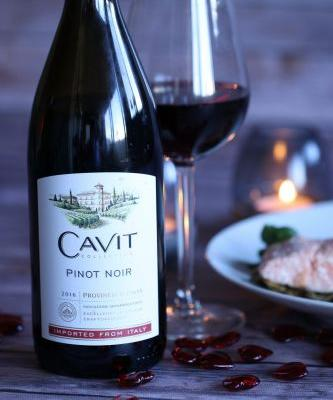 How to Serve Valentine's Day Dinner with Wine in Under an Hour