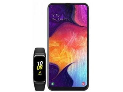 Pre-Order Samsung's Galaxy A50 Smartphone Now and Get A Free Galaxy Fit