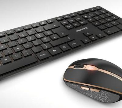 Cherry DW 9000 Slim mouse and keyboard set