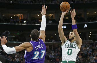 Celtics beat Jazz 114-103 to hand Utah 4th straight loss