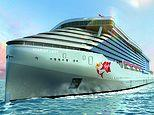 Bookings are now being taken for Virgin Voyages' first ever cruise, with Scarlet Lady