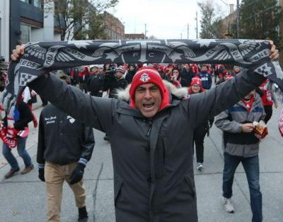 'It's not revenge, they just want to put it right,' says TFC legend Danny Dichio