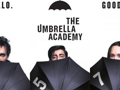 The Umbrella Academy First Look Trailer: A Super Dysfunctional Family