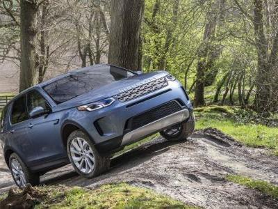 The Land Rover Discovery Sport Has A New Face And Fresh Tech