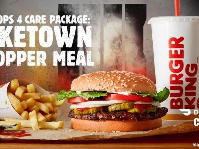 Burger King and Door Dash promo gets you Call of Duty: Black Ops 4 goodies