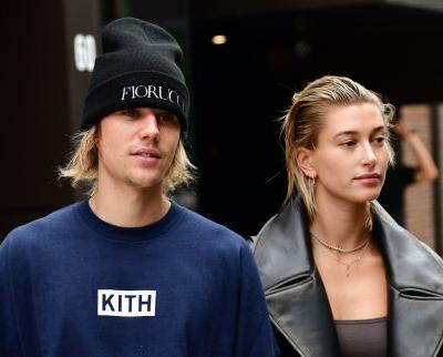 Hailey Baldwin Takes 'Hailey Bieber' To A New Level With Some Last Name Birthday BLING!