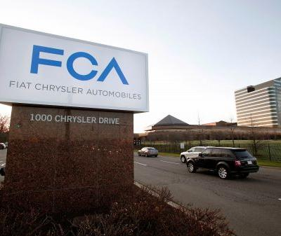 Fiat Chrysler reaches $800M diesel-emissions settlement