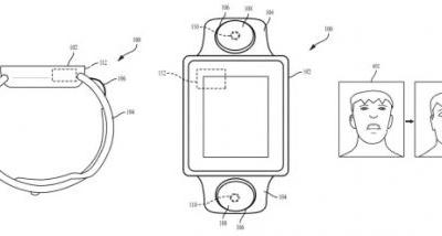Apple patents Watch band with 2 cameras and auto-cropped videos
