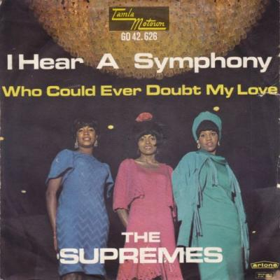 """The Number Ones: The Supremes' """"I Hear A Symphony"""""""